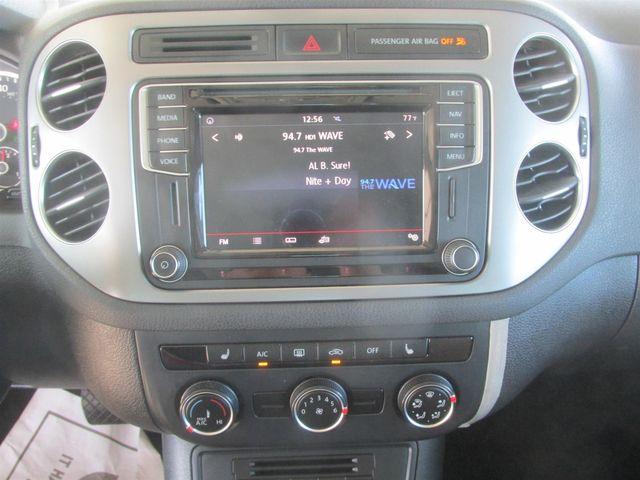2016 Volkswagen Tiguan SE Gardena, California 6