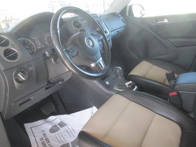 2016 Volkswagen Tiguan SE Gardena, California 4