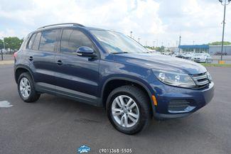 2016 Volkswagen Tiguan S in Memphis Tennessee, 38115