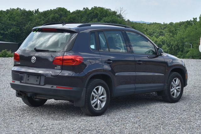 2016 Volkswagen Tiguan S Naugatuck, Connecticut 4