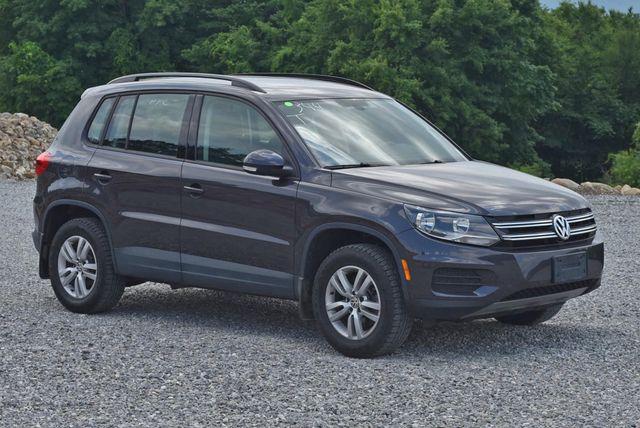 2016 Volkswagen Tiguan S Naugatuck, Connecticut 6
