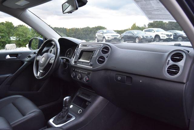2016 Volkswagen Tiguan S Naugatuck, Connecticut 8