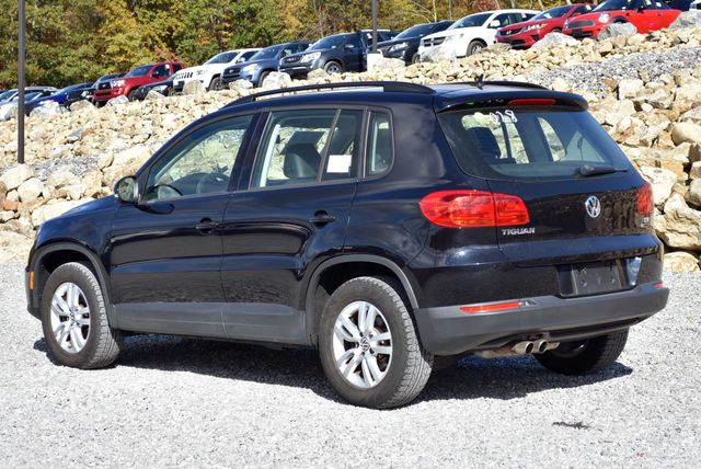 2016 Volkswagen Tiguan S Naugatuck, Connecticut 2