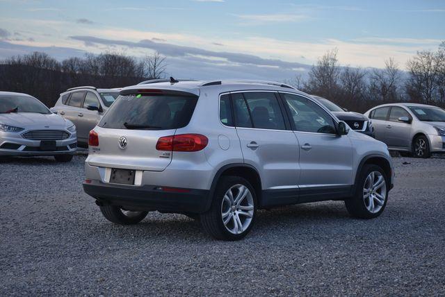 2016 Volkswagen Tiguan SEL Naugatuck, Connecticut 4