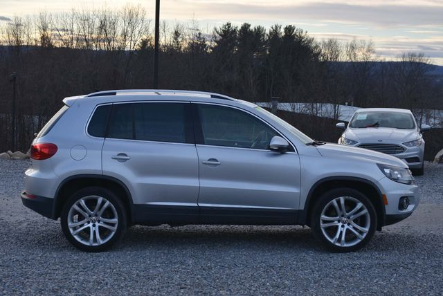 2016 Volkswagen Tiguan SEL Naugatuck, Connecticut 5