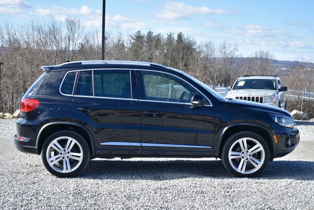 2016 Volkswagen Tiguan R-Line Naugatuck, Connecticut 5