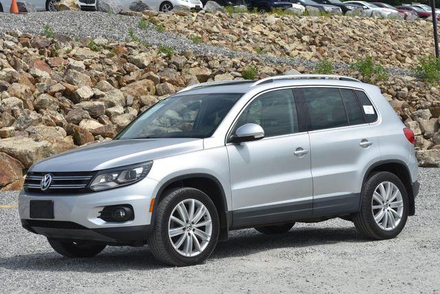 2016 Volkswagen Tiguan SE Naugatuck, Connecticut