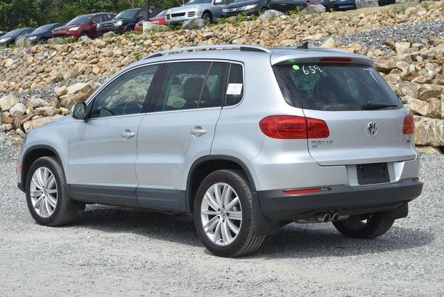 2016 Volkswagen Tiguan SE Naugatuck, Connecticut 2