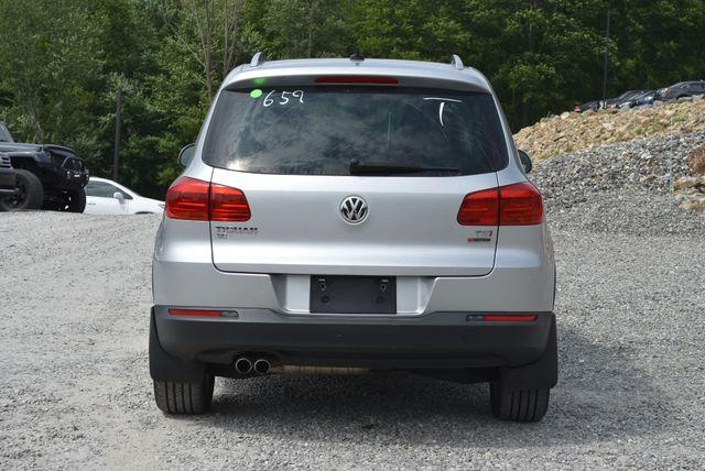 2016 Volkswagen Tiguan SE Naugatuck, Connecticut 3