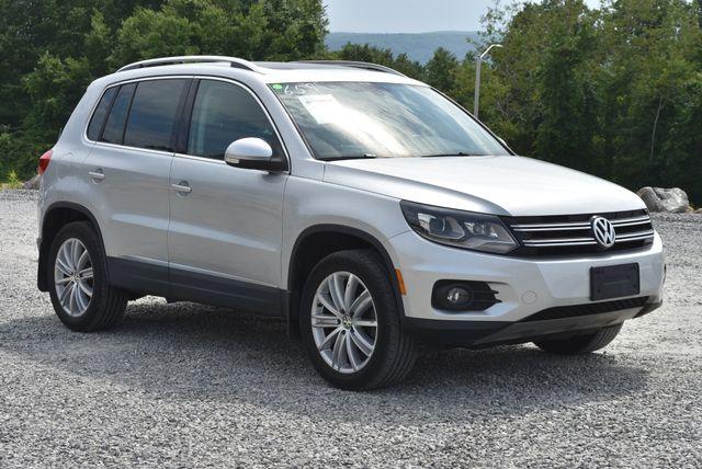 2016 Volkswagen Tiguan SE Naugatuck, Connecticut 6