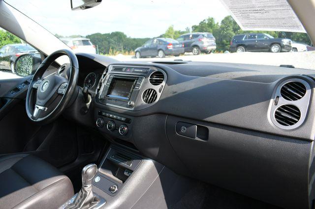 2016 Volkswagen Tiguan S Naugatuck, Connecticut 11