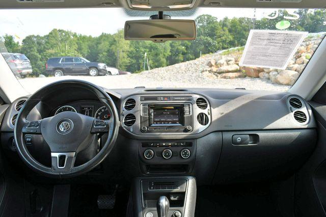 2016 Volkswagen Tiguan S Naugatuck, Connecticut 19