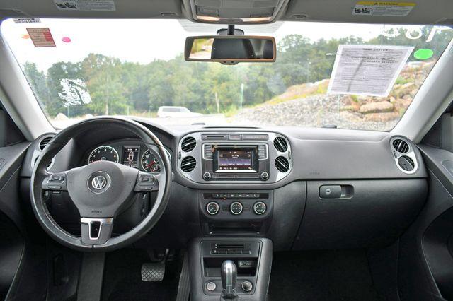 2016 Volkswagen Tiguan S AWD Naugatuck, Connecticut 16