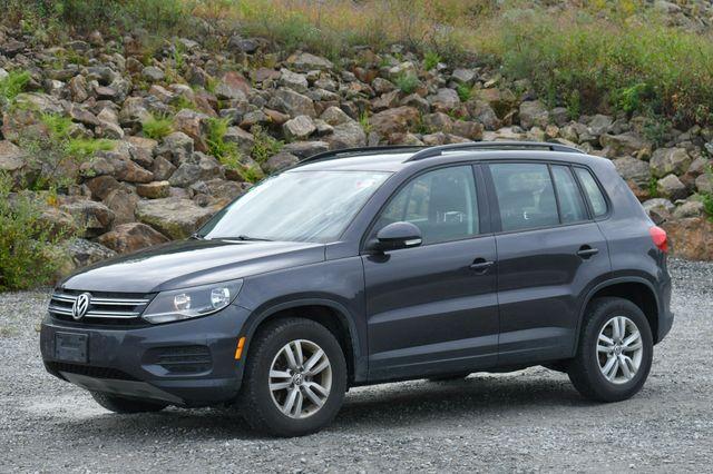 2016 Volkswagen Tiguan S AWD Naugatuck, Connecticut 2