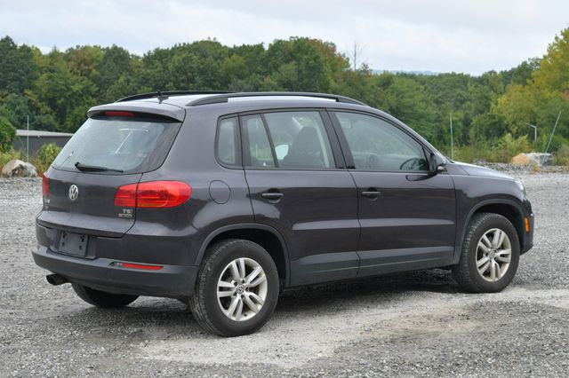 2016 Volkswagen Tiguan S AWD Naugatuck, Connecticut 6