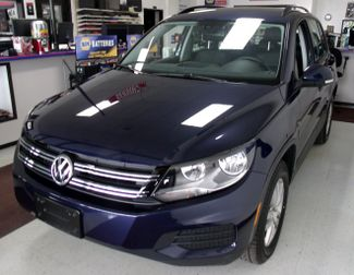 2016 Volkswagen Tiguan 4 Motion S AWD   Rishe's Import Center in Ogdensburg  NY