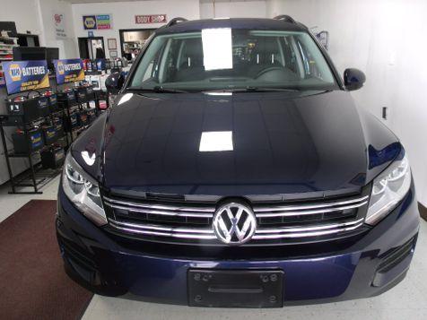 2016 Volkswagen Tiguan 4 Motion S AWD | Rishe's Import Center in Ogdensburg, NY