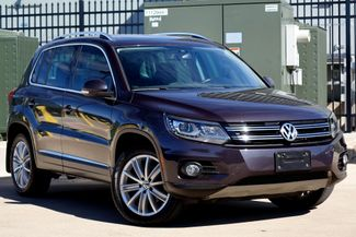 2016 Volkswagen Tiguan SE* Pano Roof* Leather* Nav* AWD* EZ Financing** | Plano, TX | Carrick's Autos in Plano TX