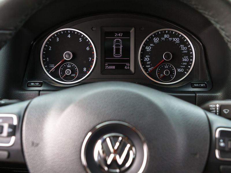 2016 Volkswagen Tiguan S in Rowlett, Texas