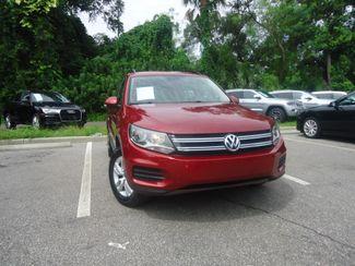 2016 Volkswagen Tiguan LEATHER. CAMERA. HTD SEATS SEFFNER, Florida 10