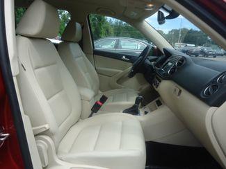2016 Volkswagen Tiguan LEATHER. CAMERA. HTD SEATS SEFFNER, Florida 21