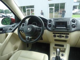 2016 Volkswagen Tiguan LEATHER. CAMERA. HTD SEATS SEFFNER, Florida 24