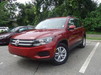 2016 Volkswagen Tiguan LEATHER. CAMERA. HTD SEATS SEFFNER, Florida 4
