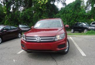 2016 Volkswagen Tiguan LEATHER. CAMERA. HTD SEATS SEFFNER, Florida 6