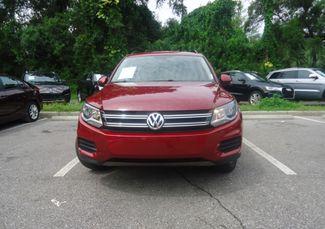 2016 Volkswagen Tiguan LEATHER. CAMERA. HTD SEATS SEFFNER, Florida 7