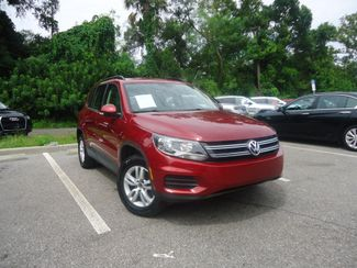 2016 Volkswagen Tiguan LEATHER. CAMERA. HTD SEATS SEFFNER, Florida 9