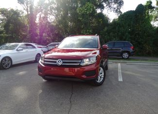 2016 Volkswagen Tiguan CAMERA. LEATHERET. HTD SEATS SEFFNER, Florida