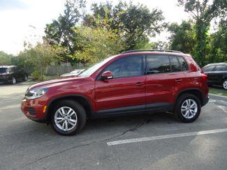 2016 Volkswagen Tiguan CAMERA. LEATHERET. HTD SEATS SEFFNER, Florida 4