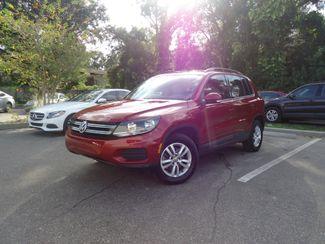 2016 Volkswagen Tiguan CAMERA. LEATHERET. HTD SEATS SEFFNER, Florida 5