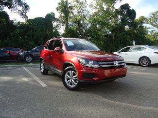 2016 Volkswagen Tiguan CAMERA. LEATHERET. HTD SEATS SEFFNER, Florida 8