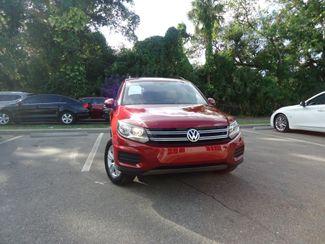 2016 Volkswagen Tiguan CAMERA. LEATHERET. HTD SEATS SEFFNER, Florida 9