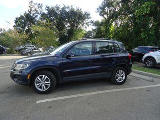 2016 Volkswagen Tiguan LEATHER. HTD SEATS SEFFNER, Florida 4