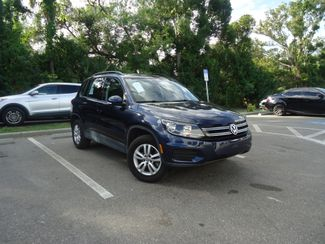 2016 Volkswagen Tiguan LEATHER. HTD SEATS SEFFNER, Florida 8