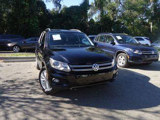 2016 Volkswagen Tiguan SE NAVIGATION. PANORAMIC. LTHR. APPLECARPLAY SEFFNER, Florida 10