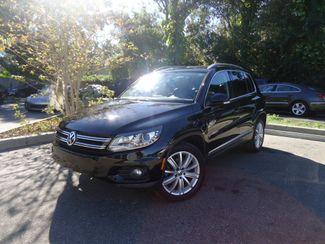 2016 Volkswagen Tiguan SE NAVIGATION. PANORAMIC. LTHR. APPLECARPLAY SEFFNER, Florida 6