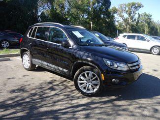 2016 Volkswagen Tiguan SE NAVIGATION. PANORAMIC. LTHR. APPLECARPLAY SEFFNER, Florida 8