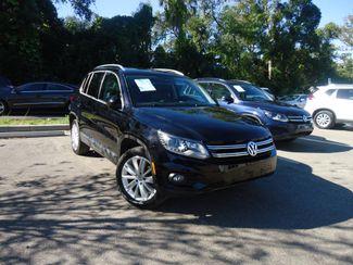 2016 Volkswagen Tiguan SE NAVIGATION. PANORAMIC. LTHR. APPLECARPLAY SEFFNER, Florida 9