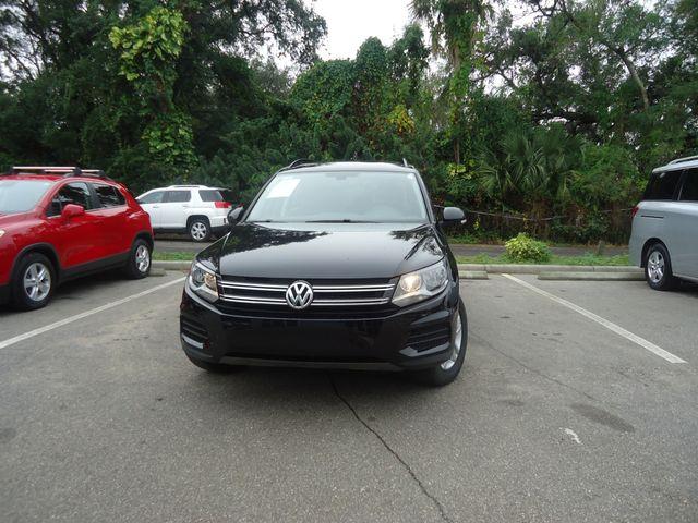2016 Volkswagen Tiguan LEATHER. HTD SEATS. CAMERA SEFFNER, Florida