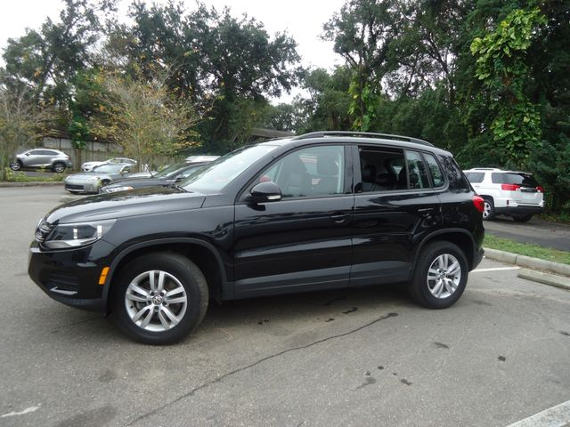 2016 Volkswagen Tiguan LEATHER. HTD SEATS. CAMERA SEFFNER, Florida 4