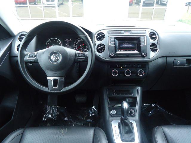 2016 Volkswagen Tiguan LEATHER. HTD SEATS. CAMERA SEFFNER, Florida 21