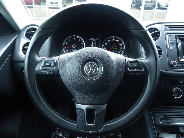 2016 Volkswagen Tiguan LEATHER. HTD SEATS. CAMERA SEFFNER, Florida 22