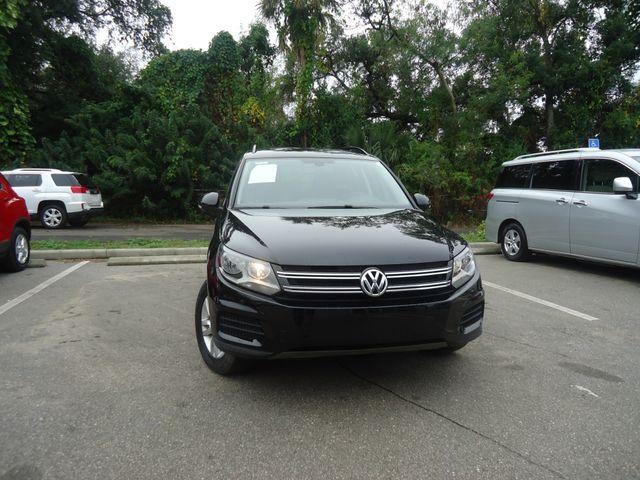 2016 Volkswagen Tiguan LEATHER. HTD SEATS. CAMERA SEFFNER, Florida 9