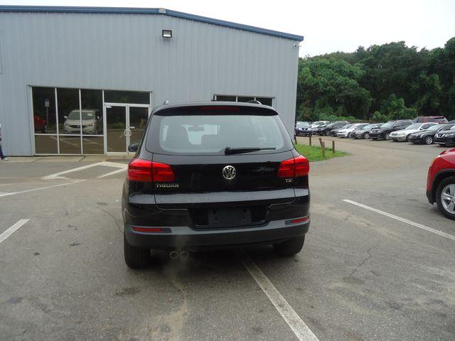 2016 Volkswagen Tiguan LEATHER. HTD SEATS. CAMERA SEFFNER, Florida 12