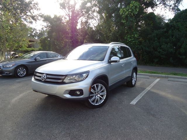 2016 Volkswagen Tiguan SE PANORAMIC. NAVIGATION SEFFNER, Florida 7