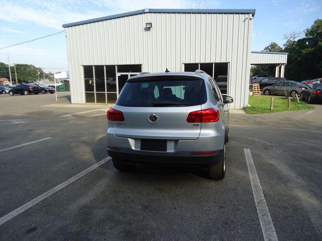 2016 Volkswagen Tiguan SE PANORAMIC. NAVIGATION SEFFNER, Florida 17