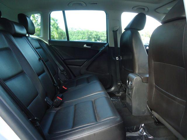 2016 Volkswagen Tiguan SE PANORAMIC. NAVIGATION SEFFNER, Florida 19